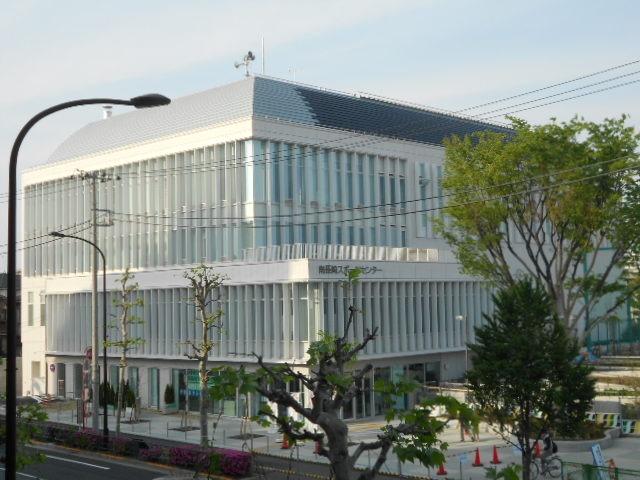 南 長崎 スポーツ センター