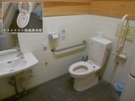 飯能市観光案内所・公衆トイレ