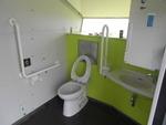 熊本市立白川橋際公衆トイレ