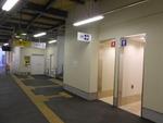 新京成電鉄 北初富駅(仮駅舎/消滅) - 写真:3