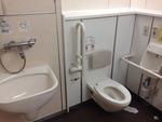 原宿駅多目的トイレ