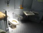 熊本市立学園通り公衆トイレ