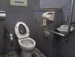 中川駅前公衆トイレ