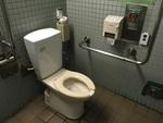 海老名中央公園公衆トイレ
