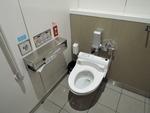 東急田園都市線青葉台駅一般トイレひろびろブース
