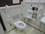 桶川駅多目的トイレ