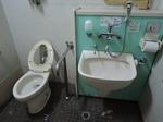 東武東上線若葉駅東口公衆トイレ