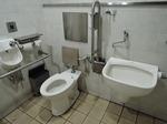 東武東上線若葉駅西口公衆トイレ