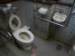 国営昭和記念公園31番トイレ