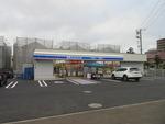 ローソン札幌北35条東店。