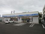 ローソン札幌篠路3条店。
