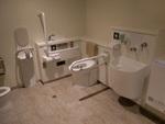 海老名駅西口公衆トイレ