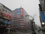ラウンドワン札幌すすきの店。