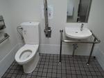 鶴瀬駅西口公衆トイレ