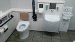 西武新宿線本川越駅 西口公衆トイレ