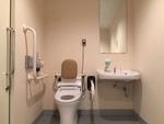 栃木県総合文化センター ギャラリー棟3F多目的トイレ