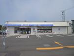 ローソン苫小牧大成町店。