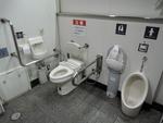 東武東上線朝霞駅南口公衆トイレ