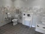 岩槻駅北口ロータリー公衆トイレ
