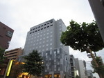ラ・ジェントホテル札幌大通。