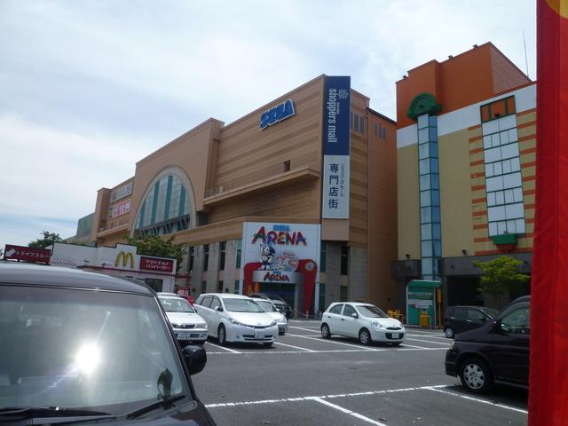 イオンなかま店モール館