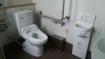 JR東郷駅日の里口公衆トイレ