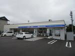 ローソン函館湯川町店。