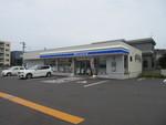 ローソン札幌北25条東七丁目店。