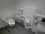 松橋駅東口ロータリー公衆トイレ