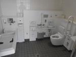 松橋駅西口ロータリー公衆トイレ