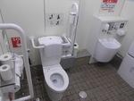 湊公園内公衆トイレ(長崎市管理)*