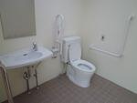 浅野町緑地公衆トイレ(北九州市小倉北区)