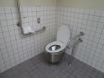 磯浜緑地公園公衆トイレ