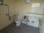 臨空産業団地グラウンド公衆トイレ