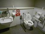 研究学園駅前公衆トイレ(つくば市管理)