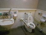 みどりの駅前公衆トイレ(つくば市管理)