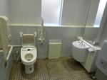 みらい平駅前公衆トイレ(つくばみらい市管理)