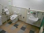 守谷駅中央西口公衆トイレ(守谷市管理)