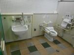守谷駅中央東口公衆トイレ(守谷市管理)