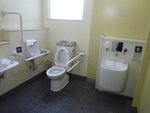 八幡西区黒崎ふれあい広場公衆トイレ