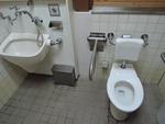 鏡山公園 駐車場付近トイレ