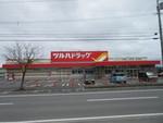 ツルハドラッグ旭川春光台店。