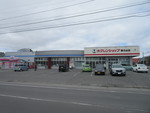ホクレンショップ春光台店。