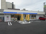 ローソン札幌平和通三丁目店。