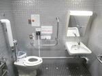 蓬莱広場公園 公衆トイレ