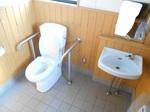 藤根駅前トイレ
