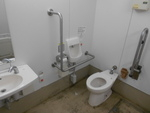 長町駅西口公衆トイレ(仙台市管理)
