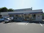 ローソン小樽富岡1丁目店。