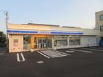ローソン札幌北41条東二丁目店。