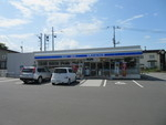 ローソン岩見沢5条東店。